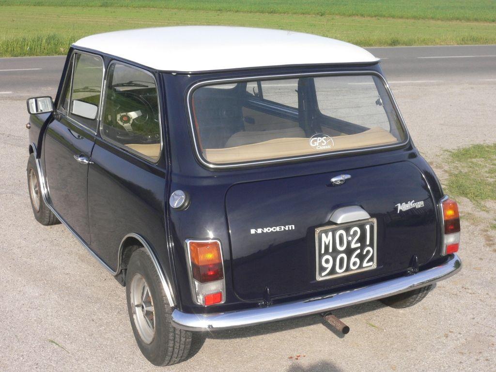 Innocenti I Mini Cooper Mk3