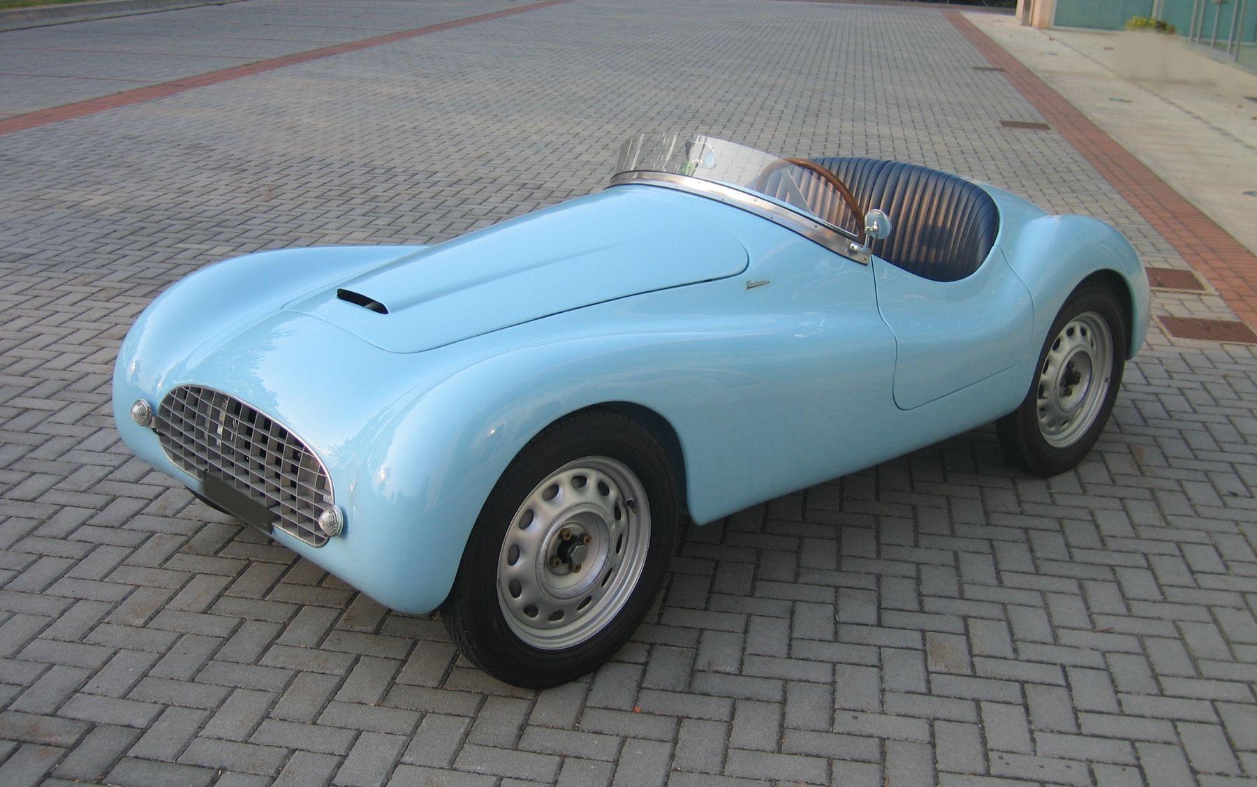"""FIAT (I) 500 """"TOPOLINO"""" TRASF."""