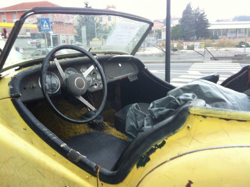 Triumphtr on 1959 Alfa Romeo Spider