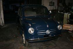 FIAT (I) 600 (VETRI SCORREVOLI)