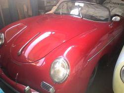PORSCHE (D) 356 1500 GS CARRERA