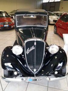 "FIAT (I) 508 ""BALILLA"" (4M) BERLINA 2 P."