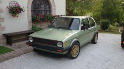 VOLKSWAGEN (D) GOLF GTI 5 MARCE 1600