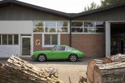 PORSCHE (D) 911 S 2200/TARGA