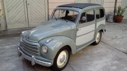 FIAT (I) 500 C BELVEDERE