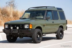 LAND ROVER (GB) DISCOVERY 2.5 TD