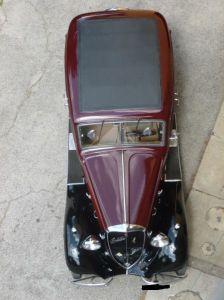 "FIAT (I) 508 ""BALILLA"" (4M) BERLINA 4 P."