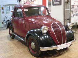 """FIAT (I) 500 """"TOPOLINO"""" BERLINA (B. CORTA)"""