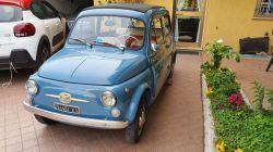 FIAT (I) 500 GIARDINIERA