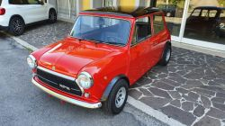INNOCENTI (I) MINI COOPER 1300/EXPORT