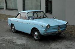 FIAT (I) 600 D
