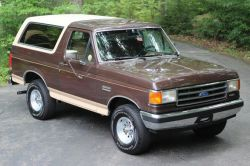 FORD (USA) BRONCO
