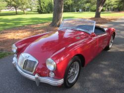 MG (GB) A 1600 ROADSTER