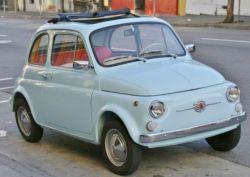 FIAT (I) 500 F