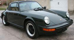 PORSCHE (D) 911 SC (204 CV)/TARGA