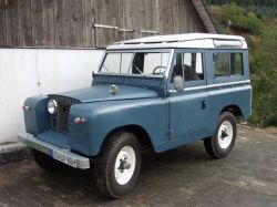 LAND ROVER (GB) 88 (SERIE 2)