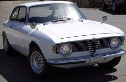 ALFA ROMEO (I) GIULIA SPRINT GT