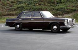 MERCEDES (D) 250 S/250 SE BERLINA