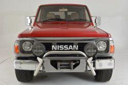 NISSAN (J) SAFARI/PATROL GR TD