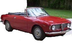 ALFA ROMEO (I) GIULIA 1600 SPRINT GTC