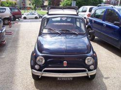 FIAT (I) 500 LUSSO