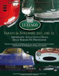 Locandina Asta Luzzago del 26 Novembre 2011