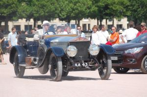 1914 Rolls Royce Alpine Eagle