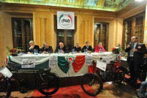 Il tavolo dei relatori con i vertici di Asi, Fmi